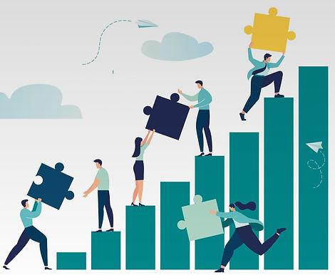 Cluster helfen Unternehmen
