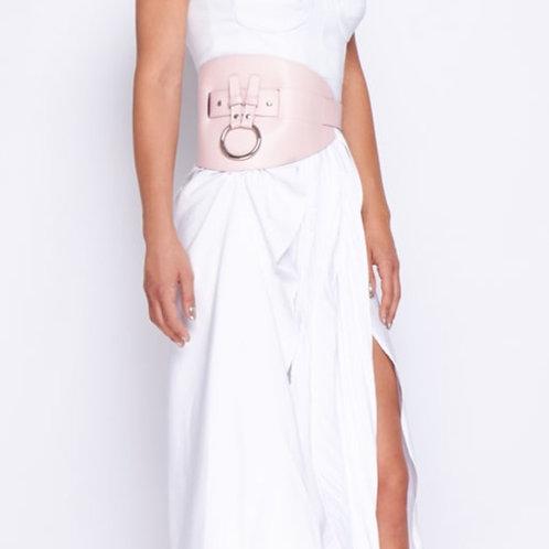 Pink Fashion Leather Belt
