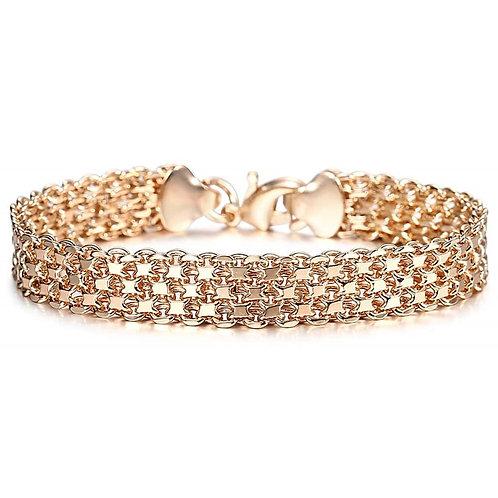 Rose Gold Bracelet Collection