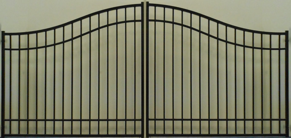 Plain Jane Bell Double Gate Heavy Duty