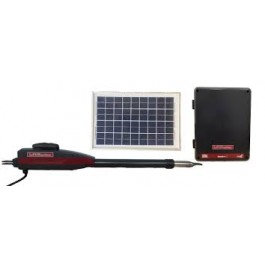 LiftMaster LA412 PKGDC Single Swing Solar