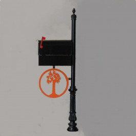 Palm 1 Mailbox Kit
