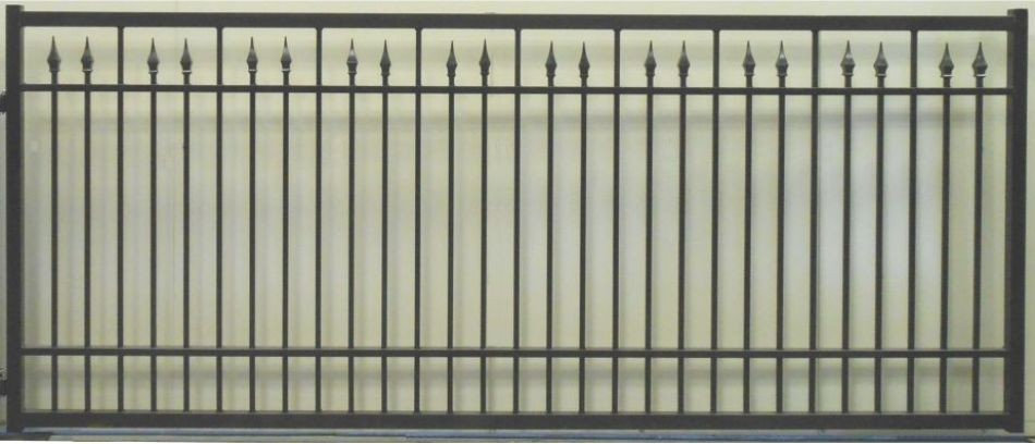 Prince Rectangular Single Gate Heavy Duty