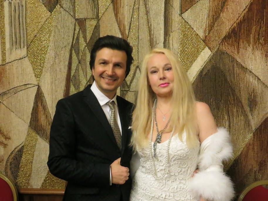 С Еленой Кондулайнен
