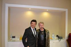 С Евгением Кошепаровым