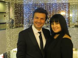 С Еленой Яшвили