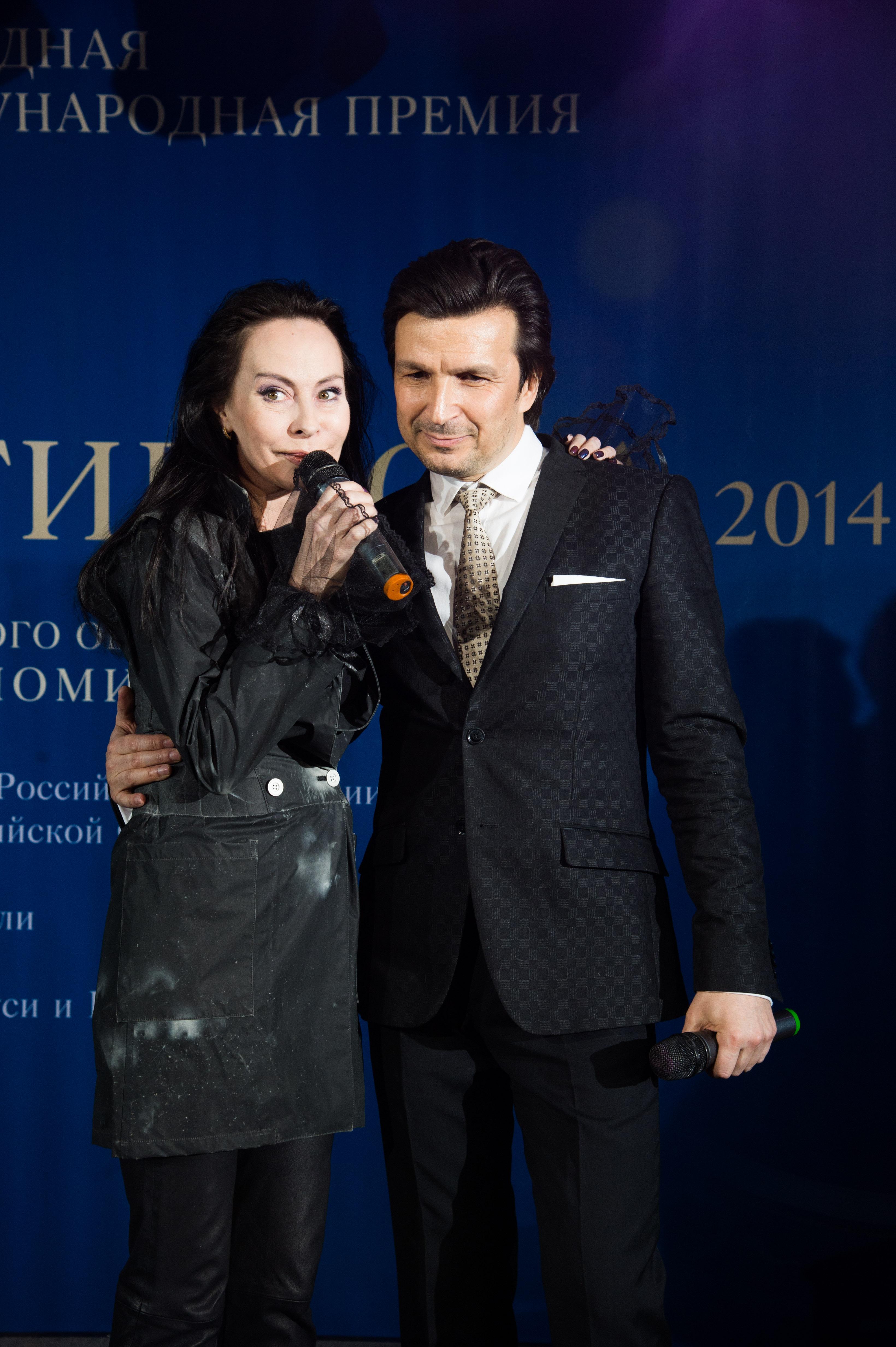 С Мариной Хлебниковой