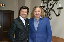 С Игорем Николаевым