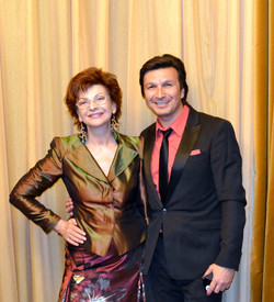 С Роксаной Бабаян