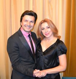 С Аленой Апиной