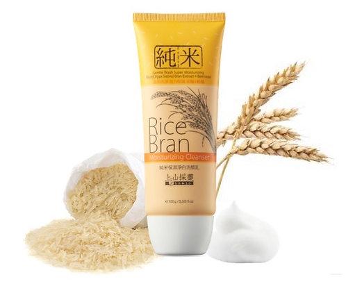 tsiao Rice Bran Moisturizing Cleanser 100g