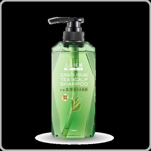 Sunbath Jinxuan Tea Scalp Shampoo 600ml