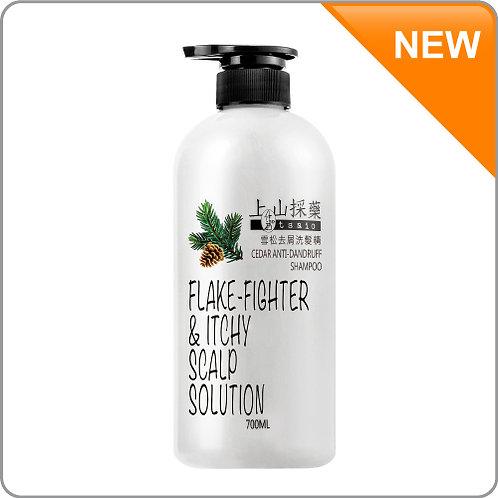 tsaio Cedar anti-dandruff shampoo 700ml