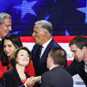 Performing is Not Acting: Democratic Debates, Healthcare, and Neglect