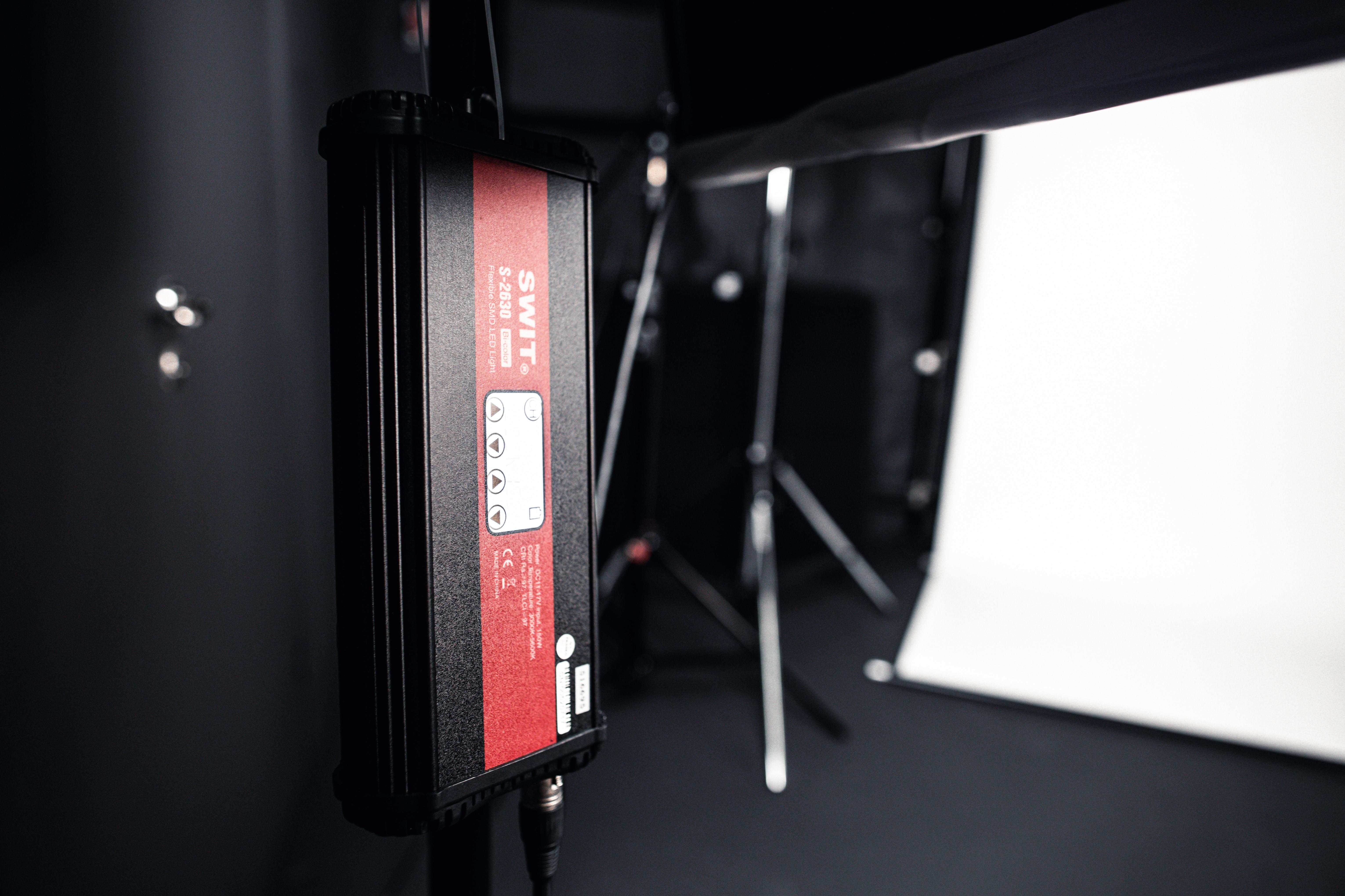 Fotostudion ink utrustning (1h)