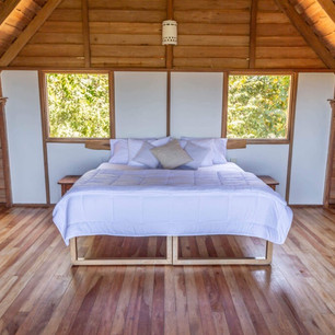5-day stay in this ecoccentric glam lodge with beautiful views of the ocean and the majestic jungles of Costa Rica.