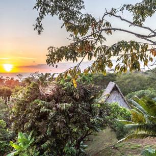 Kaya Bloom ecolodge in Playa Manzanillo Puntarenas at Santa Teresa, Costa Rica