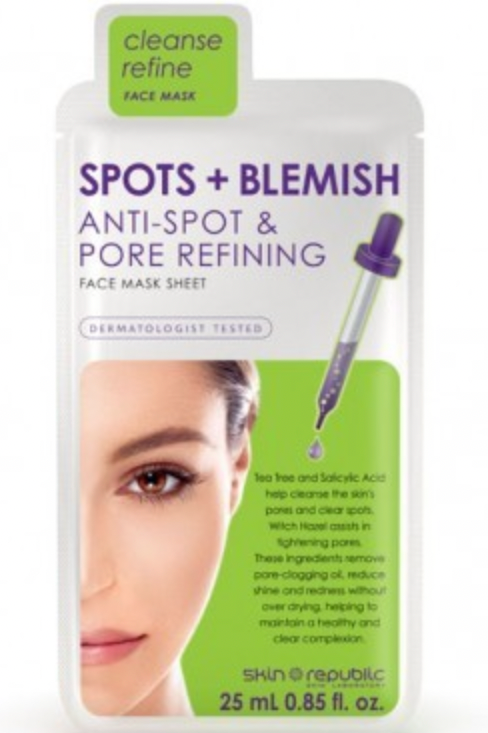 Spots & Blemish Mask