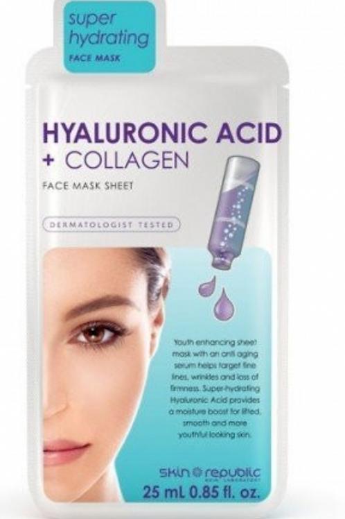 Hyaluronic & Collagen Mask