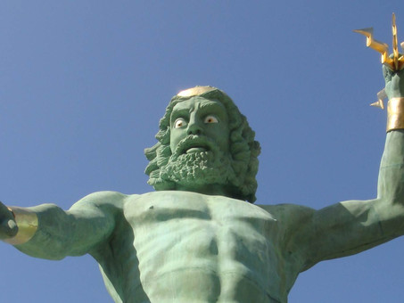 Zeus Grants Stupid Wishes and the Importance of Irreverence