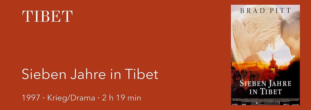 Film über Tibet, Film in Tibet, Film Dalai Lama, Film Heinrich Harrer Tibet