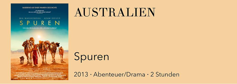 Film Australien, Film über Australien, Film in Australien, Film Australien wüste, Film Australien Kamele