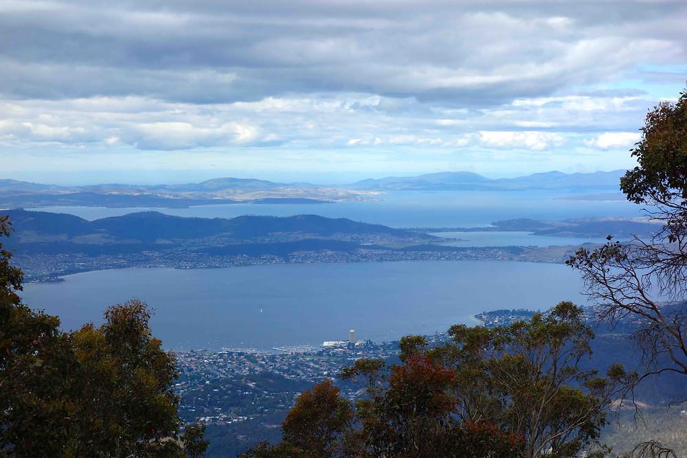 Mount Wellington Hobart, Port Arthur Tasmanien, die besten Hikes Tasmanien, Nationalparks Tasmanien