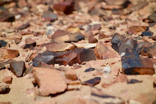 Steinformationen Oman, Steine Wüste Oman, Empty Quarter Oman