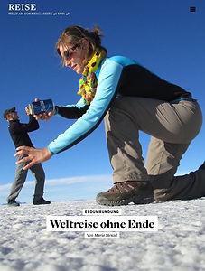 Welt Online, Weltreise-Traum Welt online, Weltreise Veranstalter, Weltreise Presse
