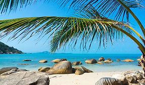 Beaches on Kuh Samui, Kuh Samui specialist, bespoke travel around the world, luxury tour operator, world travel specialist, unique world travel experiences, luxury trip around the world