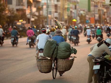 Ho Chi Minh Stadt (Saigon) - sechs Gründe, warum diese Stadt ein Muss ist