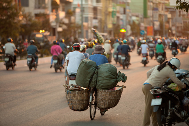 Ho Chi Minh City (Saigon) - six reasons why this city is a must
