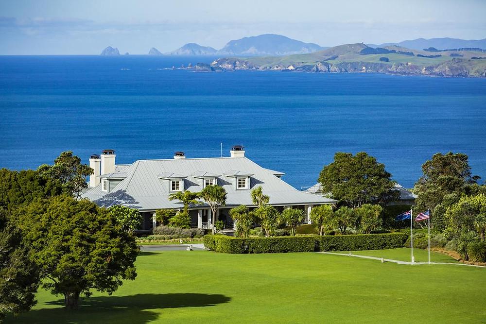 die besten Golf-Resorts, die schönsten Hotels der Welt, die besten Hotels Neuseelands, die luxuriösesten Hotels Neuseeland Nordinsel
