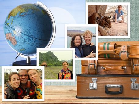 13 Monate, 12 Länder, 2 Frauen - Einblicke in eine besondere WELTREISE