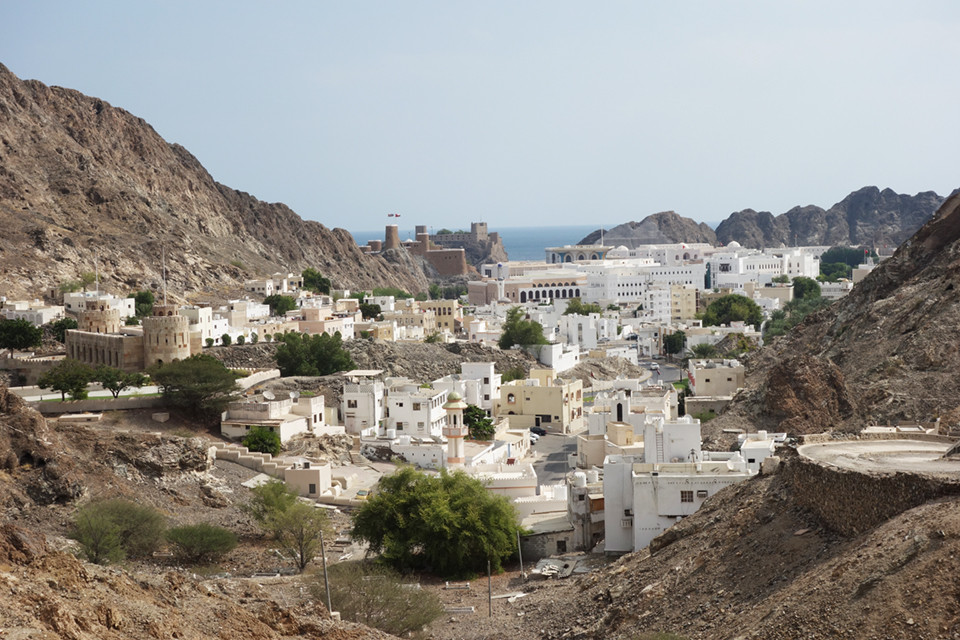 Muskat Altstadt, Traditionelles Oman, Traditionen Oman, Kultur Oman, Reiseerfahrungen Oman