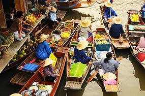 Weltreise Thailand, Weltreise Bangkok, Weltreise Floating Market, Weltreise Chiang Mai, Weltreise organisiert
