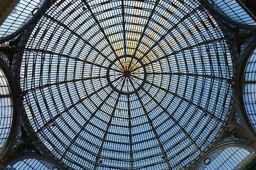 Deckenstruktur Foto, Spinnennetz Foto, Architektur Italien