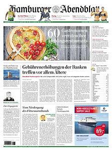 Weltreise-traum Hamburger Abendblatt, Weltreise-traum Zeitung, Weltreise Zeitschrift, Weltreise Reiemagazin