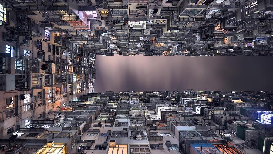 Hongkong Wolkenkratzer, Hongkong Hochhäuser, Weltreise Hongkong, Reisen nach Hongkong, Reisetipps Hongkong