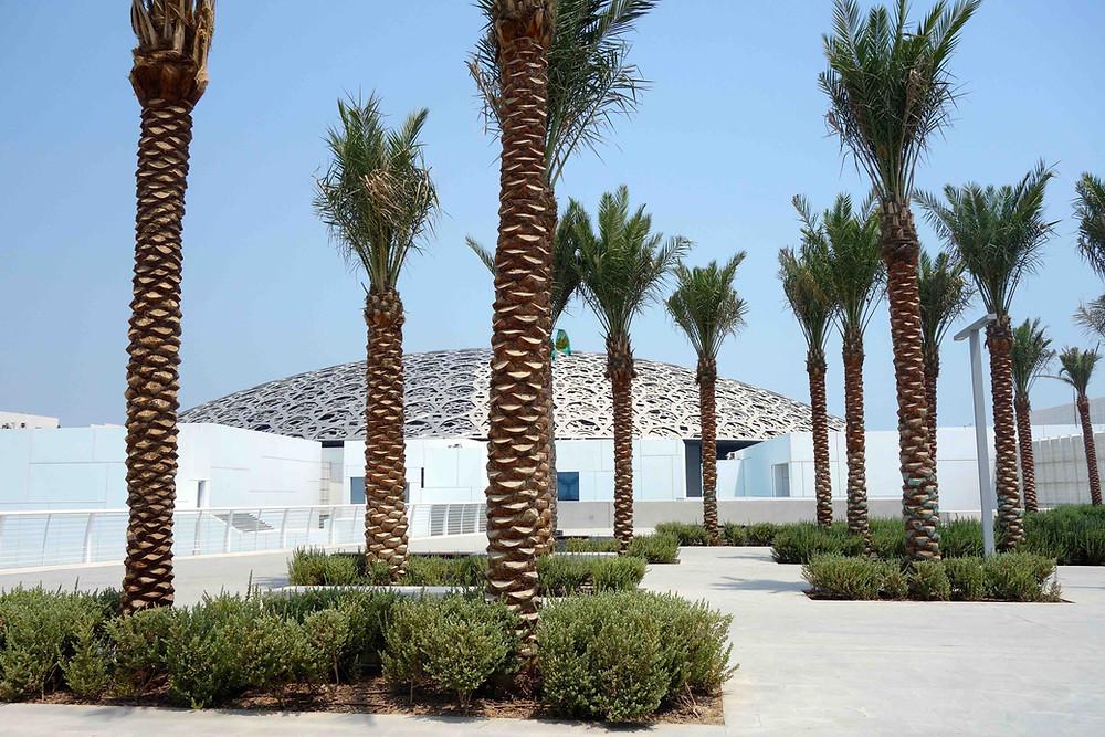 Louvre Abu Dhabi, Kunstmuseum Abu Dhabi, Kunst Arabische Emirate