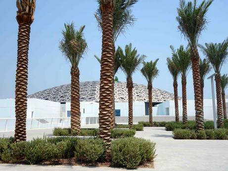 Louvre Abu Dhabi - Weltreise durch die Geschichte der Menschheit