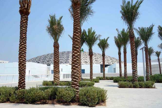 Louvre Abu Dhabi - world tour through the history of humanity