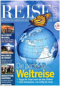 Weltreise-Traum Reiselust, Weltreise-traum Luxusreise, Weltreise-traum beispielreise