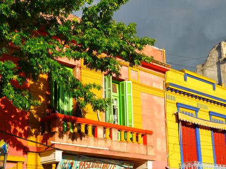 Buenos Aires - Psychogramm einer Stadt und seiner Menschen