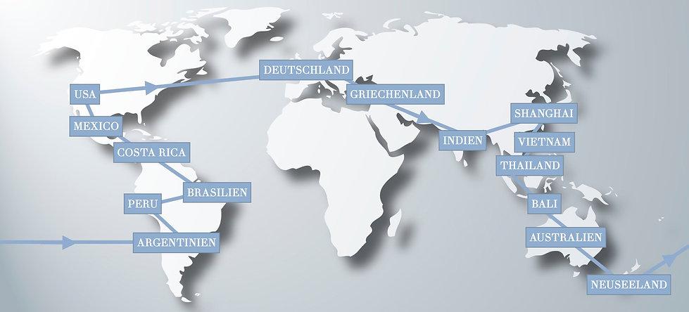 Weltreise im Alter, ein Jahr Weltreise, einjährige Weltreise, 1 Jahr Weltreise, Weltreise organisiert, Weltreise Veranstalter, Weltreise Reisebüro, Weltreise als Single, Single Weltreise