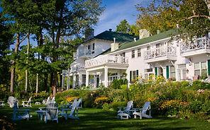Hotel North Hatley, Rundreise Kanada, Reise Osten Kanada