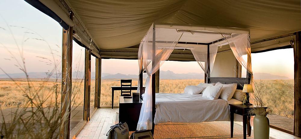 Glamping Namib Nature Reserve Namibia