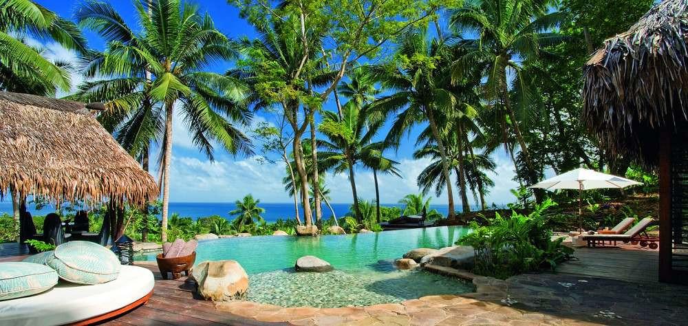 die schönsten Strände Fidschis, bester Strand Fidschi, teuerstes Resort Fidschi, Red Bull Island
