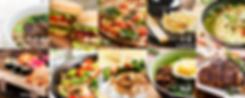 店家圖片 包含各種分類 牛肉麵 漢堡 比薩 水餃 泰式 日式 義式 便當 韓式 牛排