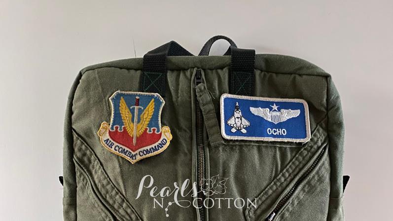 Flight Suit Backpack